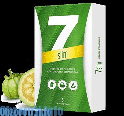 X-Slim таблетки для похудения